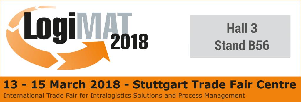 Logimat Logo 2018