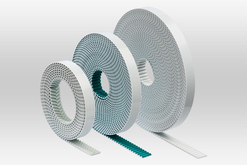 polyurethane belts open end